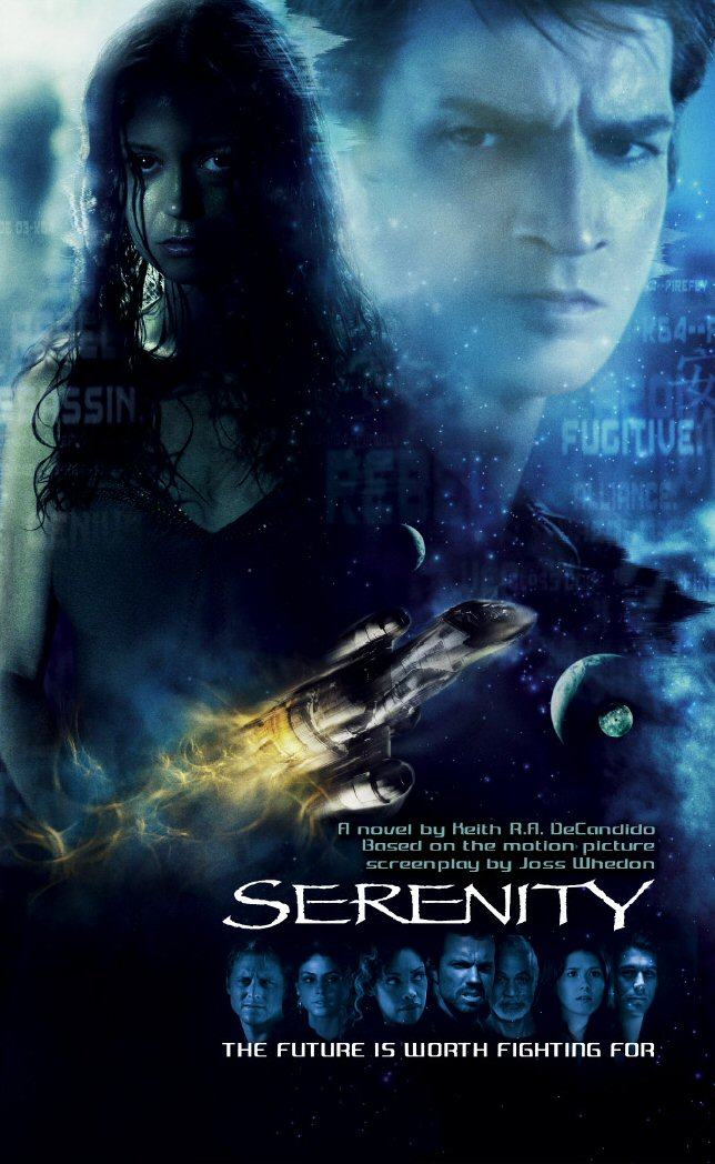 serenity cover