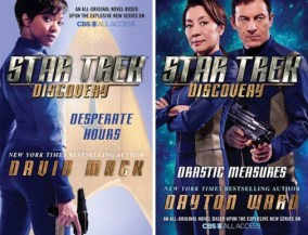 TrekDSC-novels