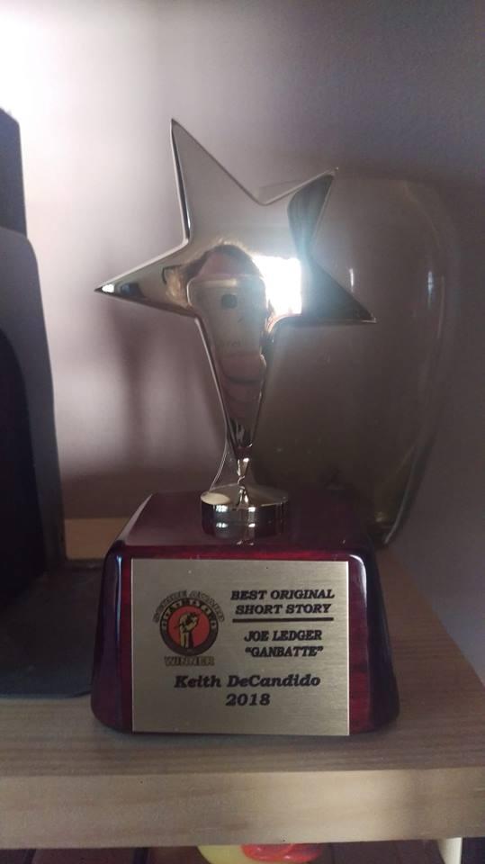 Keith Scribe Award